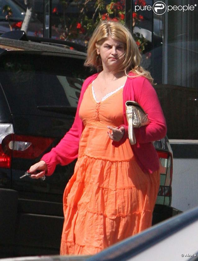 Kirstie Alley est décidée à perdre du poids dans sa nouvelle émission de télé réalité, lancement le 21 mars 2010 !