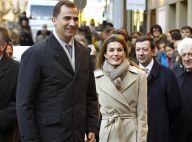 Letizia d'Espagne : son époux Felipe lui fait voir du pays et... elle assure toujours autant !