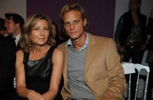Claire Chazal se confie sur son compagnon Arnaud Lemaire :