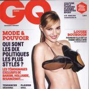 """Louise Bourgoin plus sexy que jamais : """"Je n'ai pas le sentiment d'être une bimbo, ou de chercher à séduire"""" !"""