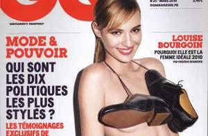 Louise Bourgoin plus sexy que jamais :
