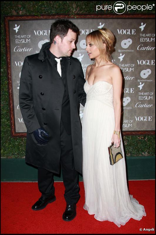 Nicole Richie et Joel Madden : une complicité à toute épreuve !