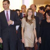 Letizia d'Espagne : Un vrai look de foire...