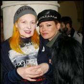 Kate Moss, Janet Jackson et Naomi Campbell : Subjuguées par le défilé Vivienne Westwood !