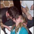 Mary-Kate Olsen et son boyfriend Nate Lowman au temps de l'amour en décembre 2008 lors d'une soirée à Miami