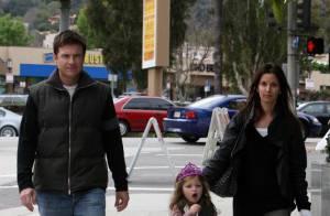 Jason Bateman : sortie avec sa femme... et son adorable fille, une vraie petite fée !