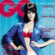 Gemma Arterton en couverture de GQ UK