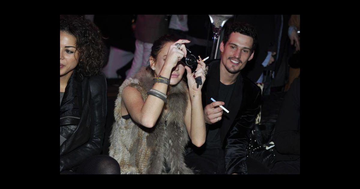 Lindsay Lohan en total look Roberto Cavalli lors de la ...