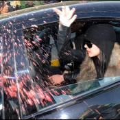 Lindsay Lohan a complètement pété les plombs ! Elle était pourtant très élégante lors de la soirée Cavalli...