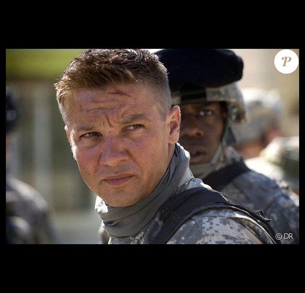 Jeremy Renner dans Démineurs de Kathryn Bigelow