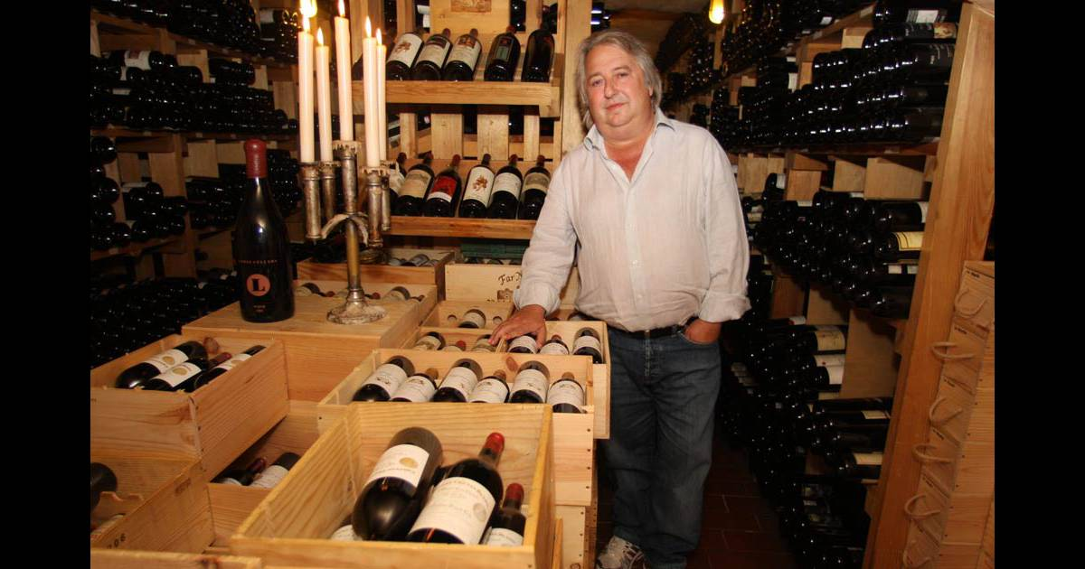 Le propri taire du restaurant sansibar qui va vendre des vins issus des vign - Mon proprietaire veut vendre ...