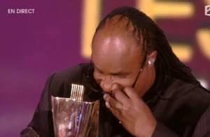 25e Victoires de la Musique : Quand Stevie Wonder... enlève ses lunettes noires pour