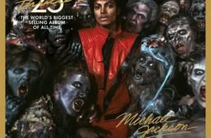 Michael Jackson : la réédition de Thriller a dépassé les 100 000 ventes...