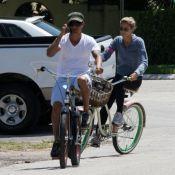 Julio Iglesias Jr. et sa dulcinée Charisse s'aiment follement et préparent leur mariage... Tout roule !