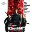 L'affiche d' Inglourious Basterds .
