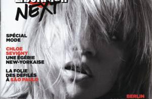 PHOTOS : Kate Moss pose topless dans Libération pour la journée de la femme...
