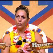 La Ferme Célébrités en Afrique : Regardez Hermine trahie par ses amis... la colère de Kelly et Vendetta qui se met tout nu !