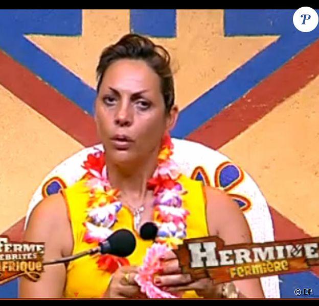 Hermine trahie