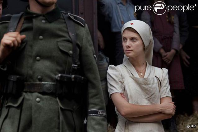 Des images de  La Rafle , premier du box-office à l'occasion de la première séance parisienne.