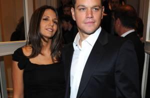 Matt Damon, bientôt papa pour la deuxième fois...