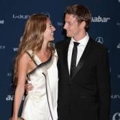 Jenson Button et Jessica, David Coulthard et Karen, Boris Becker et Lilly... Les sportifs ont tous sorti leurs chéries !