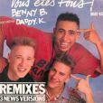 Le groupe Benny B cartonnait dans les années 90 avec son tube  Mais vous êtes fous .
