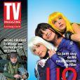 Couverture de TV Magazinze avec Lio et ses filles