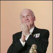 Michel Bouquet prend un malin plaisir sur scène... surtout lorsqu'il se meurt !