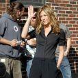 Jennifer Aniston, la simplicité incarnée