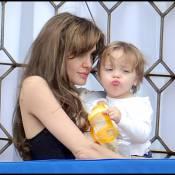 Angelina Jolie : Elle ne peut plus se séparer des jumeaux... mais est-ce Knox ou Vivienne ?