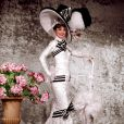 Audrey Hepburn dans  My Fair Lady , de George Cukor.