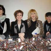Zabou Breitman, Catherine Laborde, Lââm et Mylène Demongeot : elles n'ont rien laissé au hasard !