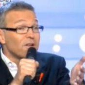 Regardez Laurent Ruquier tacler sérieusement Thierry Ardisson... concernant la polémique Zemmour !