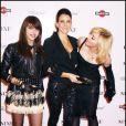 Lourdes Leon, Madonna et Jessica Seinfeld à la première de Nine à New  York le 15/12/09
