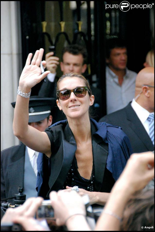 Céline Dion a eu 42 ans, le 30 mars 2010 !