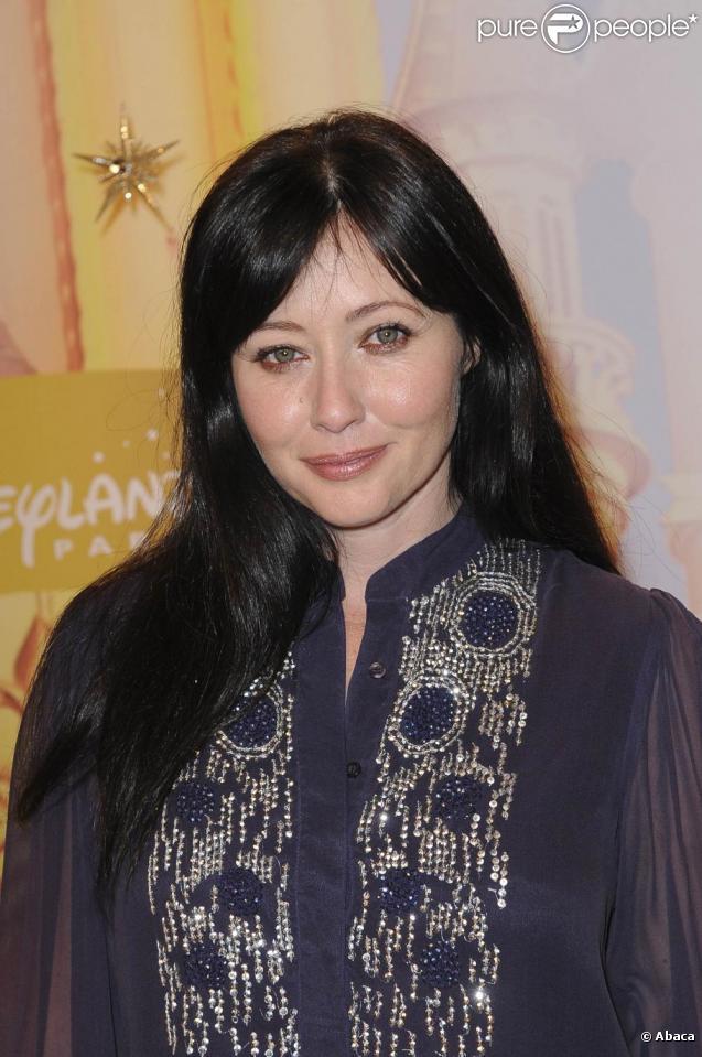 Shannen Doherty éliminé de l'émission Dancing With The Stars 2010