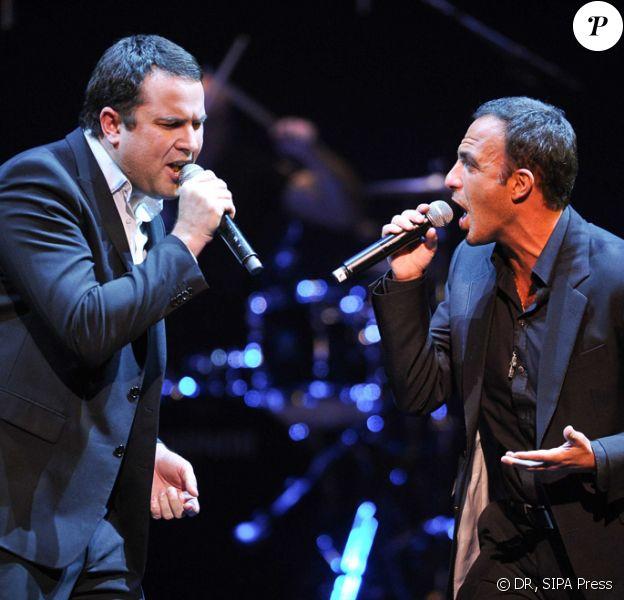 La soirée Tout le monde chante contre le cancer se déroulait au théâtre Mogador, le 22 mars dernier.
