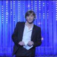 """Alex Lutz sur la scène de Bobino au festival """"Paris fait sa comédie"""", le 314 mars 2010 !"""