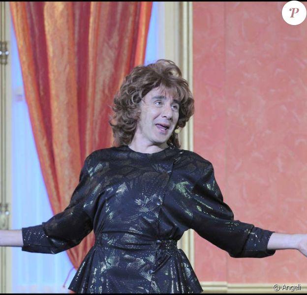 """Elie Semoun sur la scène de Bobino au festival """"Paris fait sa comédie"""", le 314 mars 2010 !"""