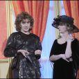"""Elie Semoun et Sophie Mounicot sur la scène de Bobino au festival """"Paris fait sa comédie"""", le 314 mars 2010 !"""