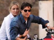 Regardez Tom Cruise, en agent secret, succomber aux charmes de la belle Cameron Diaz !
