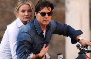 Regardez Tom Cruise, en agent secret, succomber aux charmes de la belle Cameron Diaz !