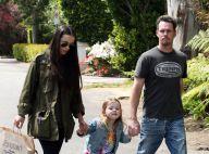 Kevin Dillon et sa femme, véritable sosie de Megan Fox, ont fêté les 3 ans de leur petite Ava !