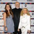 Sean Connery, venu avec son épouse Micheline et sa petite-fille, lors du gala de charité  Dressed to kilt , le 5 avril à New York.