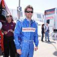 Patrick Dempsey, à l'occasion du Toyota Pro/Celebrity Grand Prix 2010, à Long Beach, Californie, le 6 avril 2010.