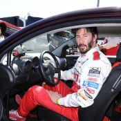 Quand Keanu Reeves, Patrick Dempsey, Adrien Brody et Christian Slater se prennent pour des pilotes de Formule 1 !