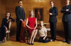 Regardez Tilda Swinton, membre d'une riche famille italienne, habitée par la passion !