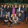 Le 8 avril 2010, la fameuse Closerie des Lilas accueillait le sacre de Véronique Bizot, lauréate du Prix Lilas 2010. Un événement célébré par de nombreuses personnalités...