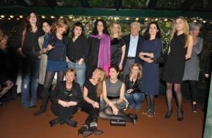 Emma de Caunes, Sarah Marshall et Anne Consigny, quelques-unes des reines de LA soirée dédiée aux femmes !