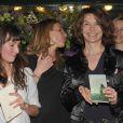 Le 8 avril 2010, la fameuse Closerie des Lilas accueillait le sacre de Véronique Bizot (photo), lauréate du Prix Lilas 2010. Un événement célébré par de nombreuses personnalités...
